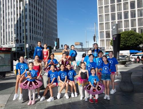 2019 9th Annual Love Share 5k / 10k Run & Walk 미주 중앙일보 사랑의 마라톤 진발레스쿨 공연