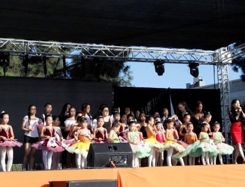 830.보람 있는 진발레스쿨 한국의 날 축제 공연